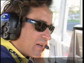 Sito Pons discusses a job well done so far this season