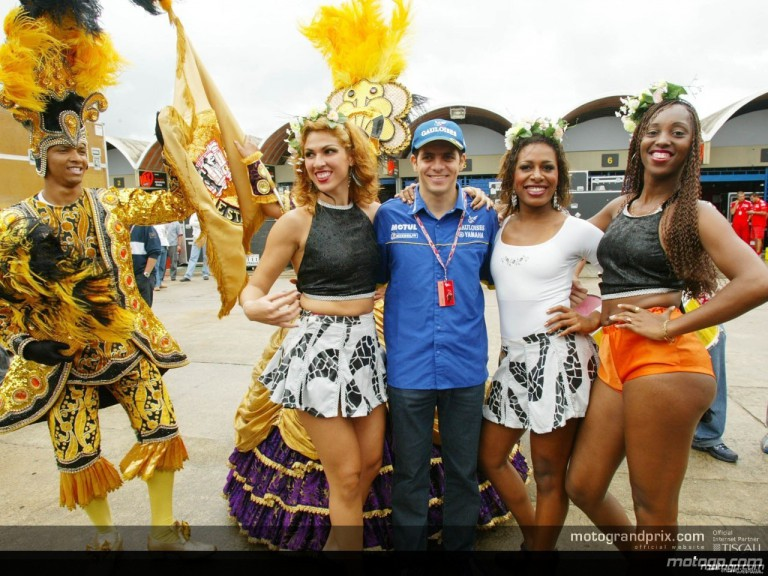 Nelson Piquet circuit welcomes MotoGP carnival to Brazil