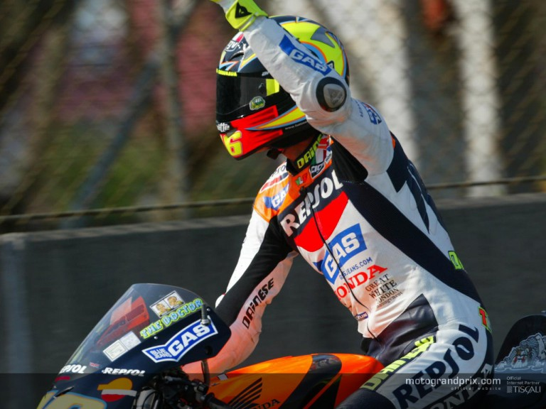 Rossi post race RIo