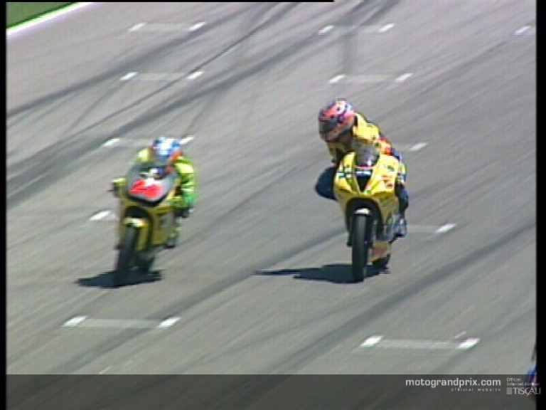 Best actions of the 125 Race - Rio