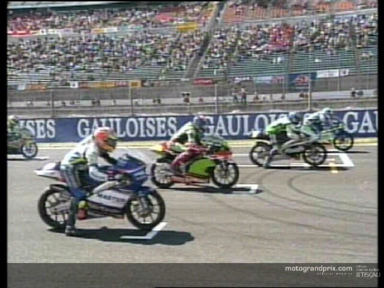 125 Race - Video clip - Motegi