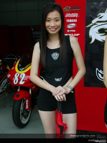 Paddock Girls - Malaysian GP
