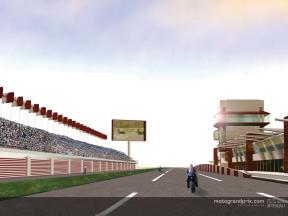 Qatar circuit virtual tour