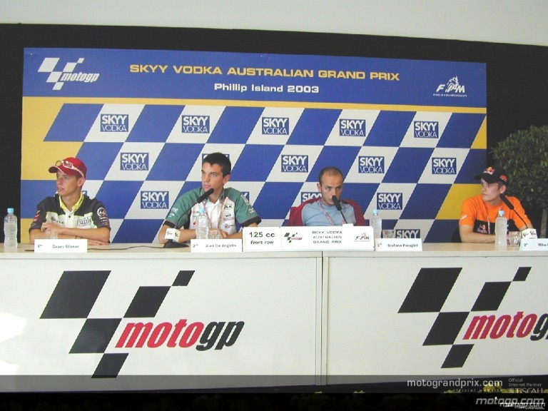 125 press conference
