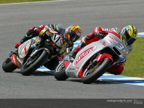 Rolfo and Poggiali to decide 250cc title at Valencia