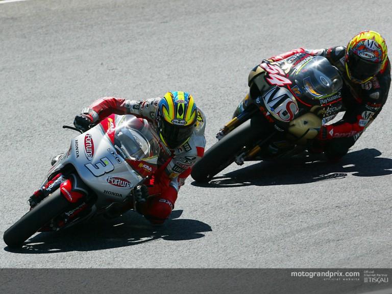 Rolfo & Poggiali action