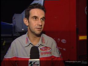 Fortuna Yamaha confirma su interés por Rossi - Entrevista Davide Brivio