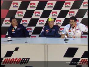 Rossi announces spilt with Honda