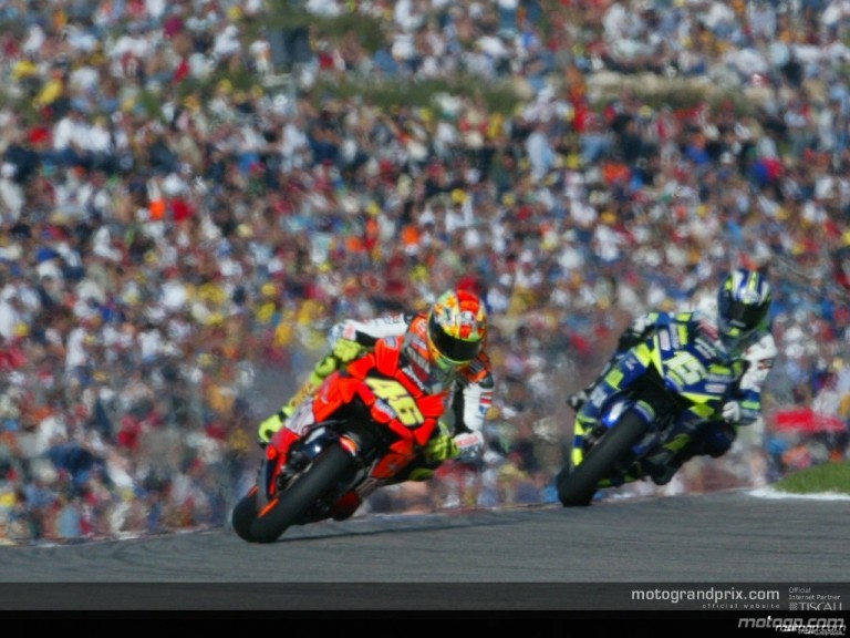 MotoGP Circuit Action Shots - Valencia