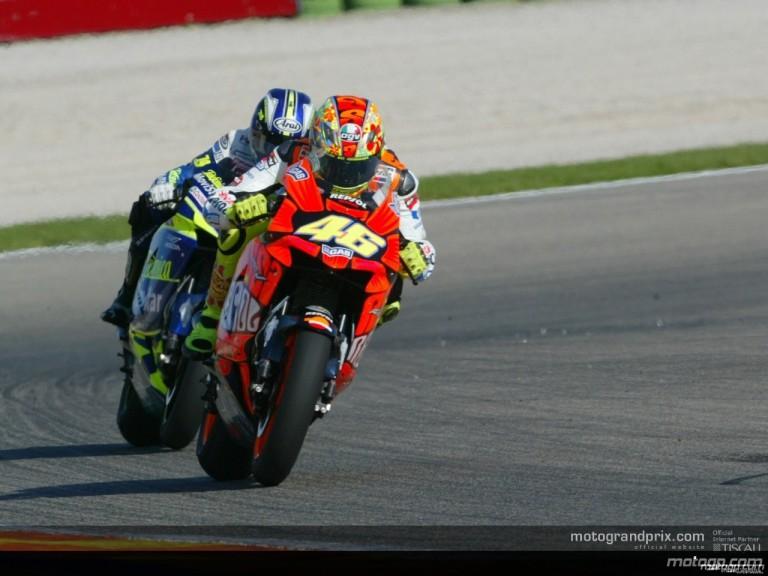 MotoGP Circuit Action Shots - Valencia