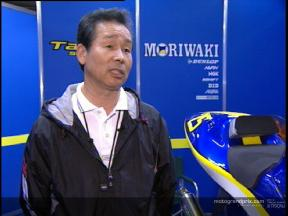 Moriwaki still working to find a spot for 2004