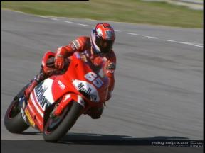 Ducati test in Jerez