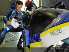 Pitt 2 Test Sepang 2004