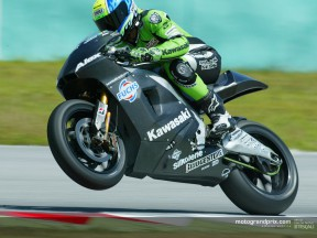 Hofmann action - test Sepang