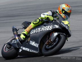 Rossi M1 track
