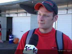 Shane Byrne interview - Test Phillip Island