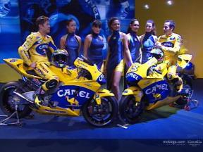 Camel Honda official presentation