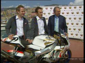 MS Aprilia Racing official presentation