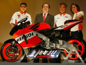 Repsol Honda official presentation 02