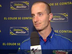 Interview de Colin EDWARDS