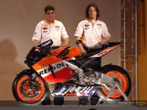 Repsol Honda official presentation