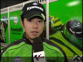 Shinya NAKANO interview - Catalunya Test