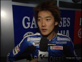Norick ABE interview - Catalunya Test