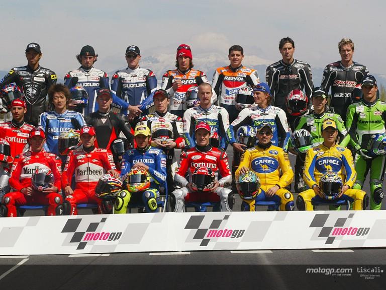 Group MotoGP 2004