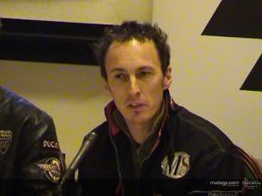 Quotes from Jeremy McWilliams at London presentation