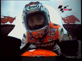 The most spectacular onboard action from 2003 - part two