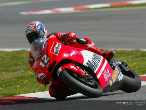 Bayliss action Test Catalunya 2004