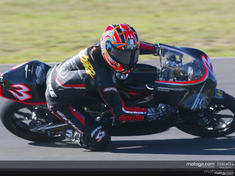 125cc Circuit Action Shots - Welkom
