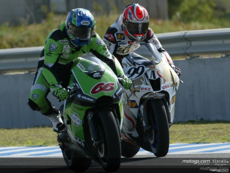 MotoGP Circuit Action Shots - Jerez