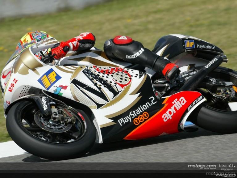 250cc Circuit Action Shots - Jerez