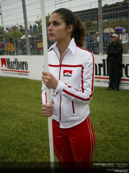 Paddock girls Jerez