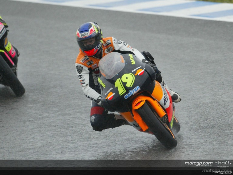 250cc Circuit Action Shots - Jerez