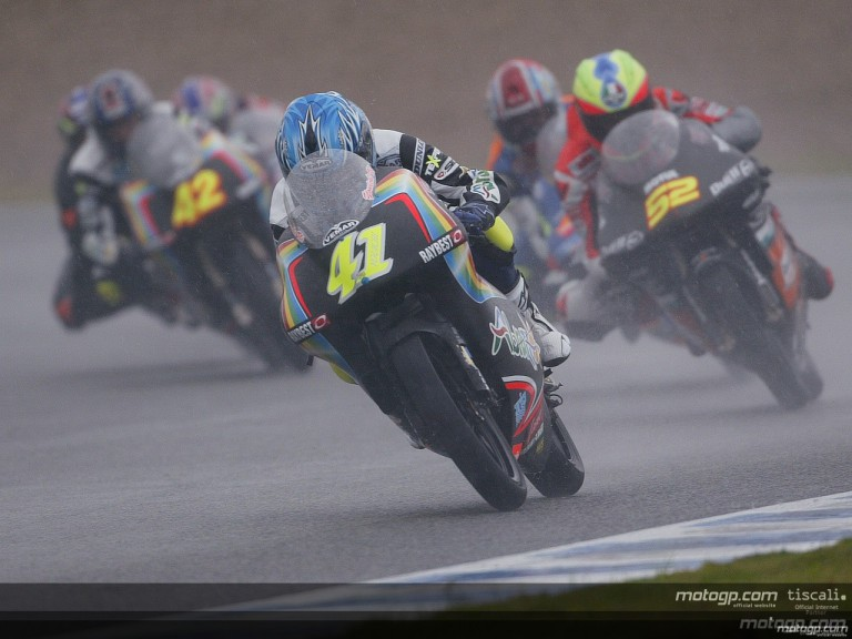 125cc Circuit Action Shots - Jerez