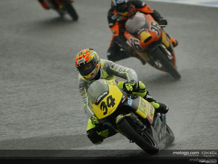125cc Circuit Action Shots - Jerez