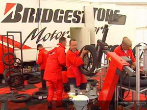 Bridgestone´s tyre challenge