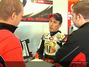 Intervista a Jeremy McWILLIAMS