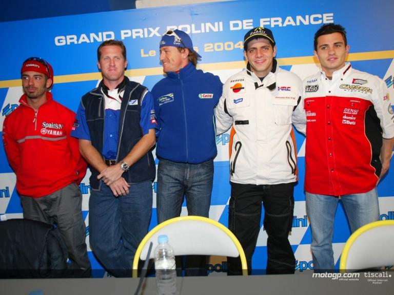 Press conference Le Mans