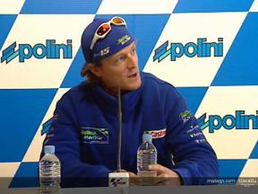 Sete Gibernau pre-event interview - Le Mans