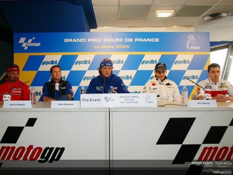 Le Mans Pre-event press conference
