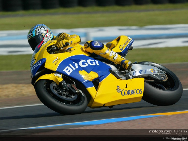 MotoGP Circuit Cction Shots - Le Mans