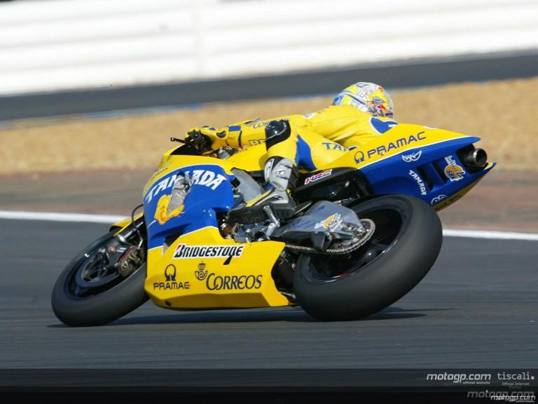 MotoGP Circuit Cction Shots - Le Mans