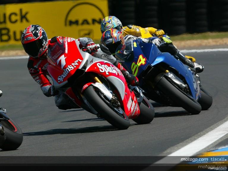 MotoGP Circuit Action Shots - Le Mans