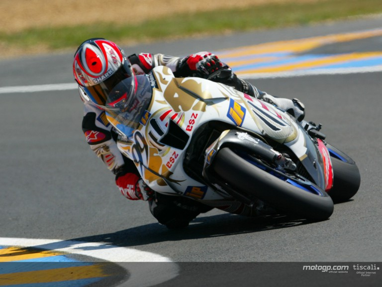 McWilliams action Le Mans 2004