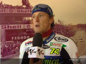 Interview de Sete GIBERNAU