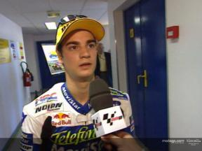 Interview with Daniel PEDROSA