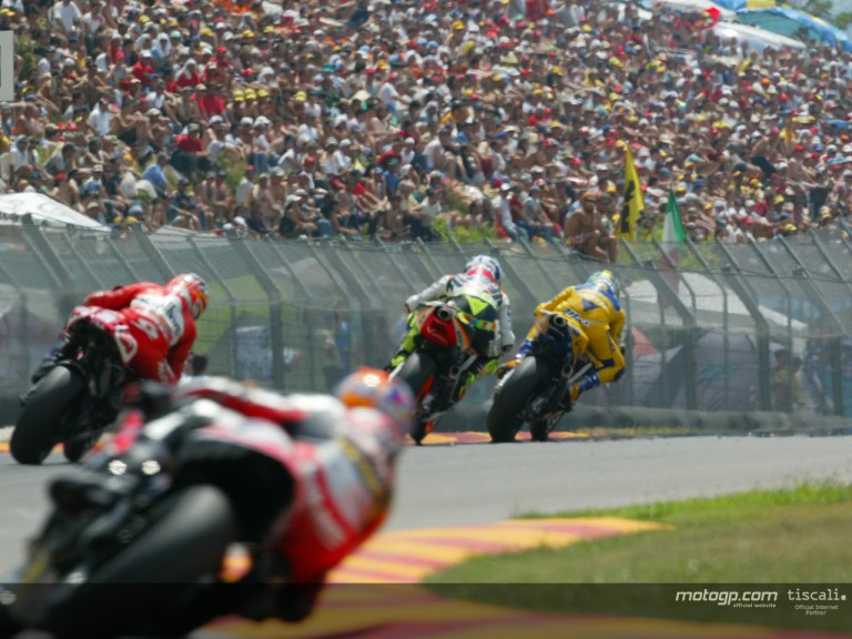 Group motogp 2003